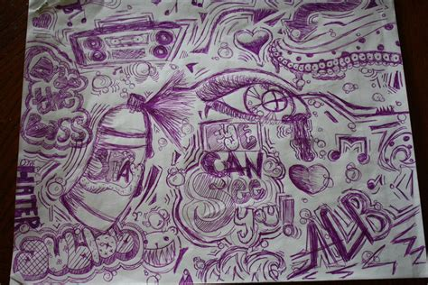 Grafiti Doodle Art : Doodle Graffiti By Aublob On Deviantart