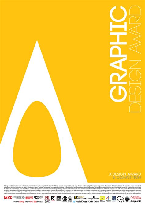 web design awards a design award and competition graphics and advertising