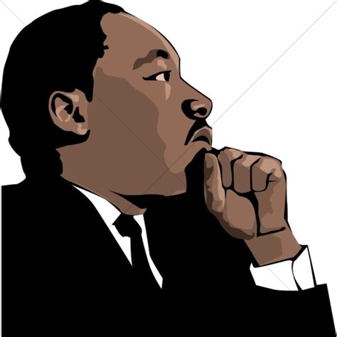 Mlk Clip Martin Luther King Clipart Martin Luther King Images