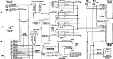 Toyotum Corolla Electrical Wiring by Wiring Free 1988 Toyota Corolla Electrical Wiring Diagram