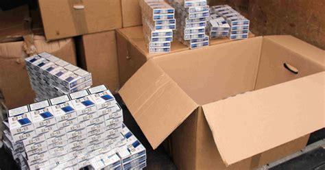 Smuggled cigarette suppliers sentenced   HM Revenue ...