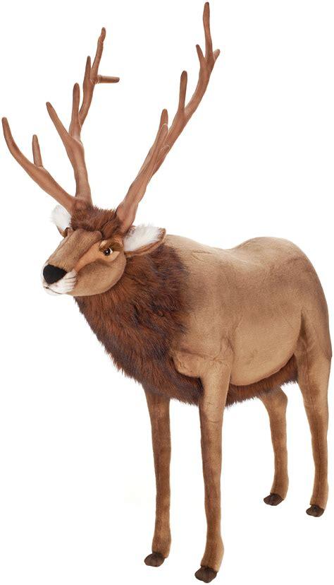 44 quot large reindeer stuffed animal
