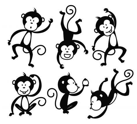 china monkey vectors and psd files free