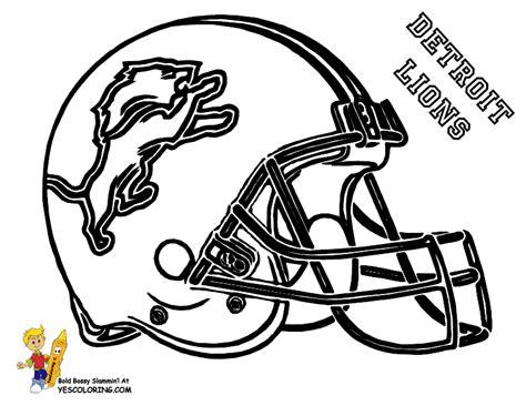 pro football helmet coloring page nfl football