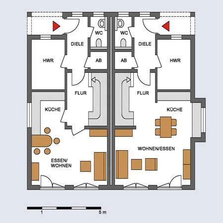 Grundriss Haus 8m Breit by Einfamilienhaus Grundrisse In Der 220 Bersicht Grundrissplanung