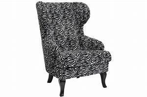 Design Fauteuil Pas Cher : fauteuil oreilles zebra fauteuil design pas cher ~ Teatrodelosmanantiales.com Idées de Décoration
