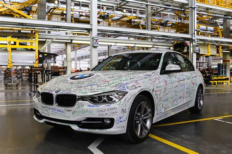 Bmw Group Assembles First Car In Brazil
