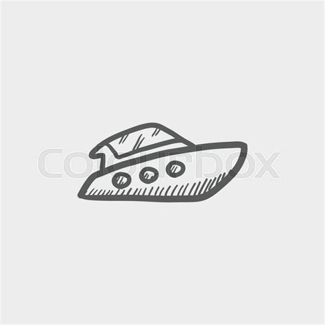 How To Draw A Speedboat by Speed Boat How To Draw A Speedboat