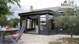 Veranda Rideau Pergola : v randa rideau v randa classik tours youtube ~ Melissatoandfro.com Idées de Décoration