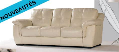 canapé cuir classique canapé cuir lincoln un canapé cuir au confort sans