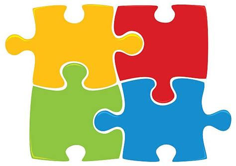 The Top 5 Best Blogs on Puzzle Pieces Vector Clipart