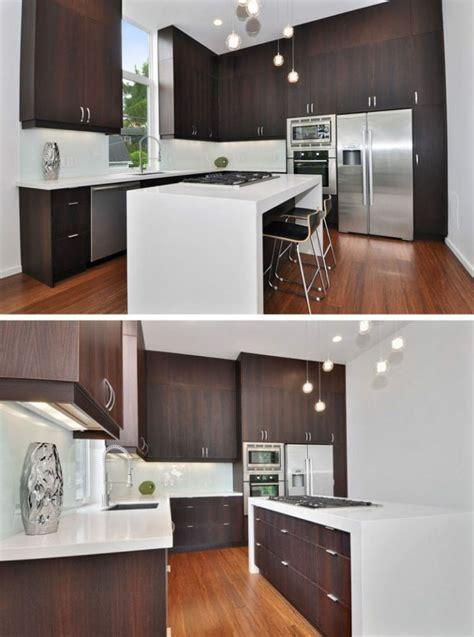 protection plan de travail bois cuisine cuisine blanc plan de travail bois photos de design d