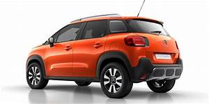 Citroën C3 Aircross Sunshine : 2018 citroen c3 aircross unveiled photos 1 of 5 ~ Medecine-chirurgie-esthetiques.com Avis de Voitures