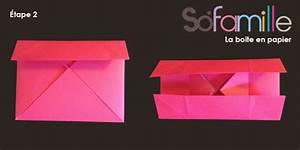 Comment Faire Une Boite En Origami : bo te origami en papier tuto pour fabriquer une bo te en origami ~ Dallasstarsshop.com Idées de Décoration