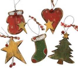 primitive wooden christmas holiday ornament christmas ornaments christmas and winter