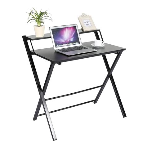 Folding Computer Desk Home Office Laptop Desktop Table. Concrete Table Molds. Sams Tables. Sit Stand Desk Adapter. Partner Desks Home Office. Trunk Table. Fda Eric Help Desk Phone Number. Flat Storage Drawers. Low Profile Drawer Pulls