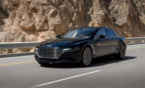 Aston 2020 Strategy by Aston Martin Shows Suvs Hybrids By 2020