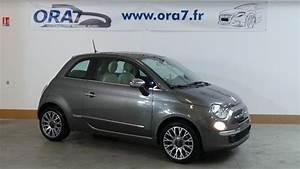 Fiat Lyon : fiat 500 1 2 8v lounge stop start occasion lyon neuville sur sa ne rh ne ora7 ~ Gottalentnigeria.com Avis de Voitures