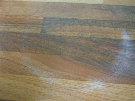 repair   How do I remove black rings on a wood kitchen top