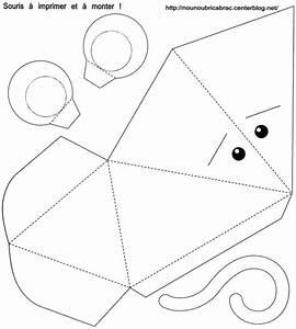 Comment Attraper Une Souris : boite en forme de souris diy papier pinterest souris ~ Dailycaller-alerts.com Idées de Décoration