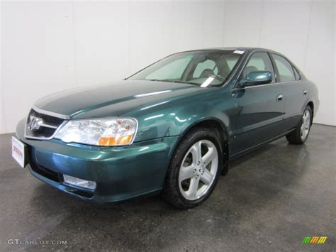 noble green pearl 2003 acura tl 3 2 type s exterior photo