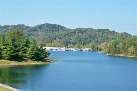 amazing state parks  kentucky