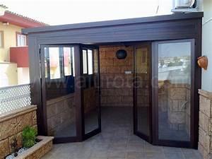 Instalación Cerramiento Terraza Aluminio En Nogal en Rota, Cádiz