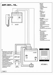 Door Entry Phone Wiring Diagram
