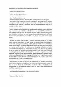 College Application Essay Sample 012 Self Introduction Essay Example Letter Thatsnotus