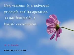 Non Violent Quotes. QuotesGram