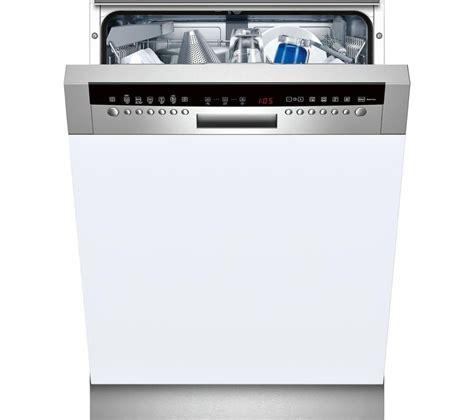 Buy Neff S42m69n0gb Fullsize Semiintegrated Dishwasher