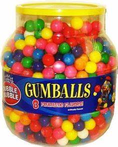 Gumballs Galore Party on Pinterest | Gumball, Gumball ...