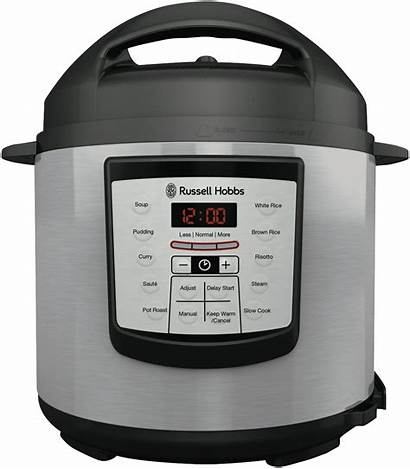 Chef Hobbs Russell Express Cooker Multi 6l