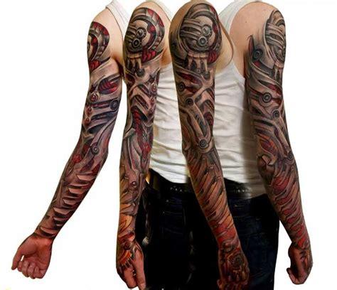 Welten Der Tätowierten Biomechanik  Tattoo Spirit