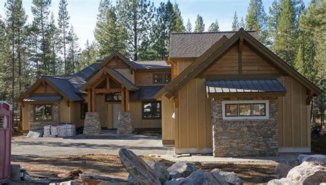 Surprisingly Mountain Craftsman Homes by Mountain Craftsman 9068 4 Bedrooms And 4 Baths The