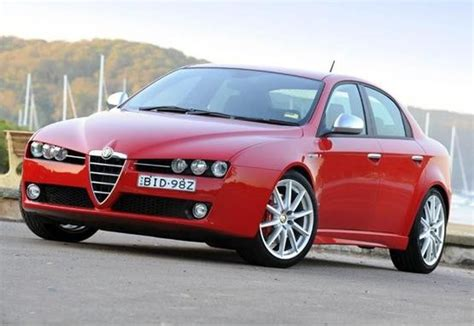 Alfa Romeo 159 24 Jtdm Photos And Comments Wwwpicautoscom