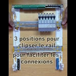 Branchement Coffret De Communication Legrand : drivia coffret electrique legrand 2 rangs 18 modules en ~ Dailycaller-alerts.com Idées de Décoration