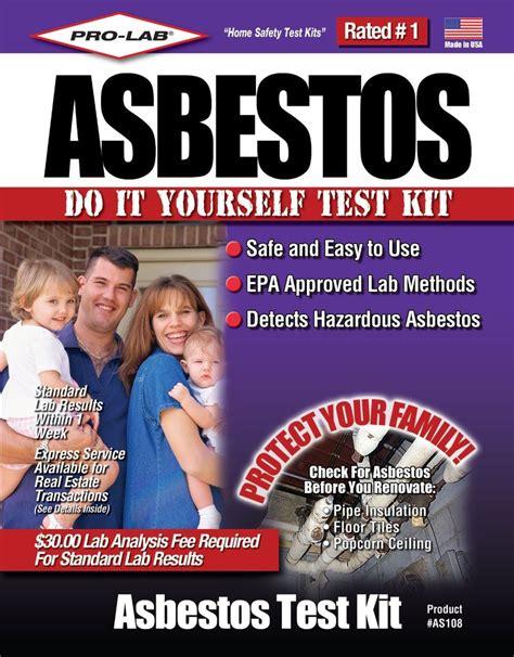 pro lab   asbestos test kit lifeandhomecom