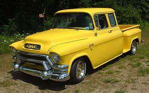 1955 Gmc 100 Extended Cab Pick