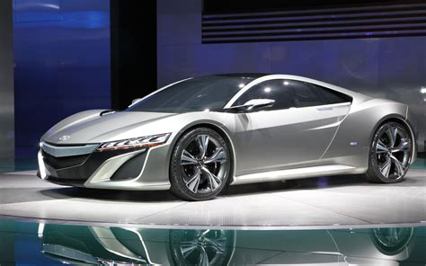 Acura Nsx Wallpaper 2560×1080 HD