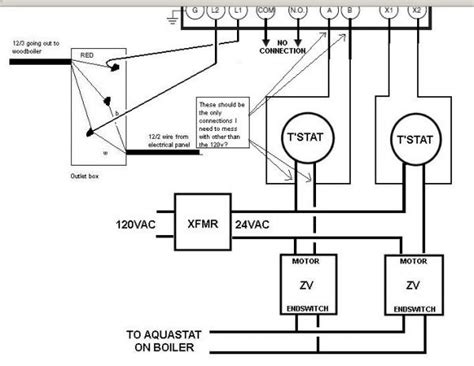 wiring honeywell 6006 aquastat to a l8148 page 2
