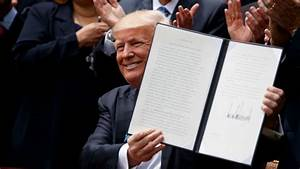Trump signs executive order on religious freedom | The ...