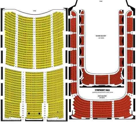 boston pops seating tables atlanta symphony hall seating chart f f info 2017