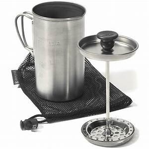 French Press Kaffeepulver : snow peak titanium french press 3 cup ~ Orissabook.com Haus und Dekorationen