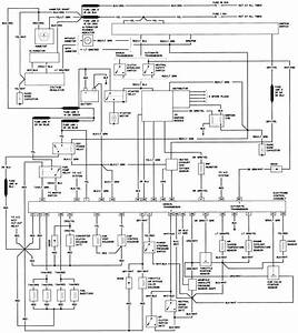 Ford F Wiring Diagram 1984 250 Ignition System