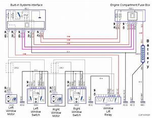 Window Motor Wiring Diagram