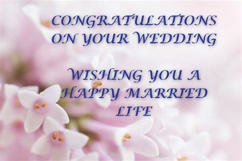 happy wedding day wishes  marriage day wishes