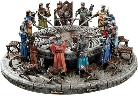 king arthur and the round table cool medieval home decor pieces