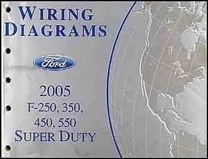 Wiring Diagram 2005 Ford F450 Xl