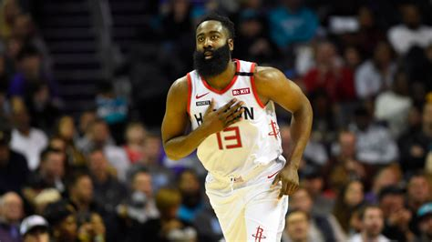 NBA: James Harden Returns To Rockets Practice After ...